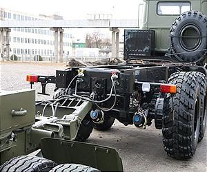 Прицеп-шасси от ПАО «АвтоКрАЗ» — КрАЗ-А191Н2
