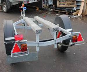 Прицепы для перевозки гидроциклов