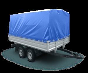 Бортовые грузовые прицепы
