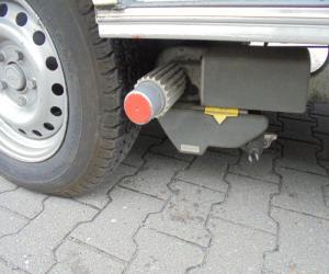 Как чистить колёса прицепа?