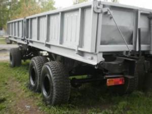 Прицеп трактора ПТС 4 своими руками